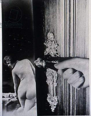 Good Night Marie, 1932 (silverprint)