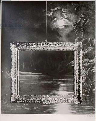 Look into Life, 1931 (silverprint)