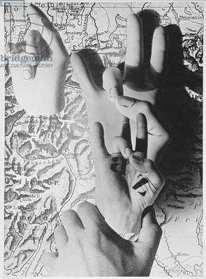 Hands Act, 1932 (silverprint)