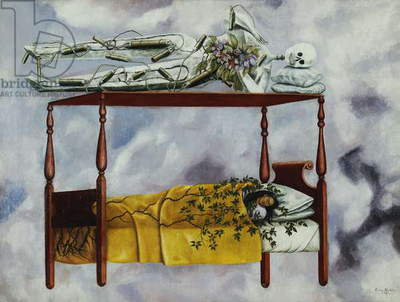 The Sleep, 1940 (oil on canvas)