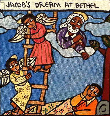 The Story of Bethel, 1997 (acrylic on canvas)