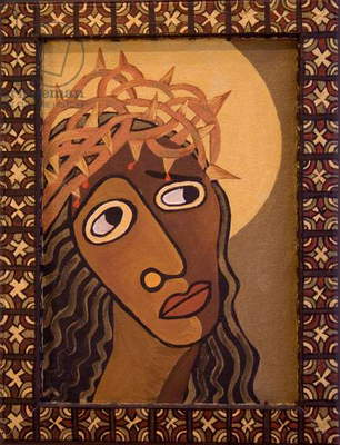 Man of Sorrows, 1994 (acrylic on canvas)