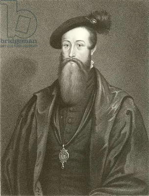 Thomas, Lord Seymour, of Sudeley (engraving)