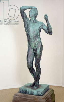 The Age of Bronze, 1875-6 (this piece cast in 1906) (bronze)