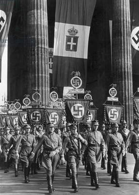 Nazi Parade in Berlin