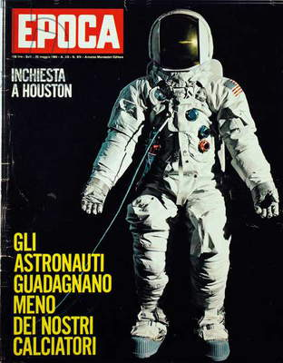 Astronaut, 1969 (photo)