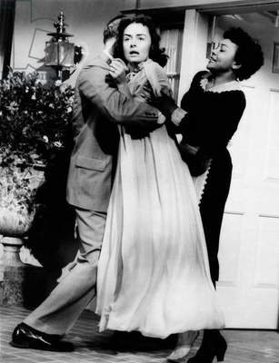 Donna Reed and Juanita Moore in 'Ransom!'