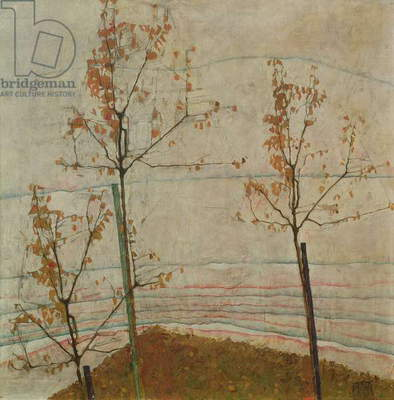 Autumn Trees, 1911