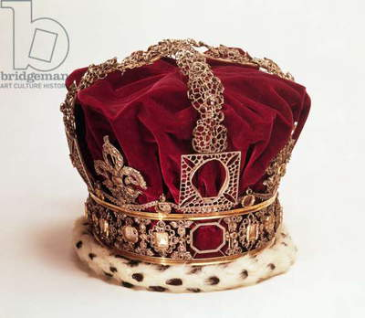 Queen Victoria's (1819-1901) Imperial state crown