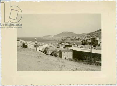 A view of Collioure, France, c.1950