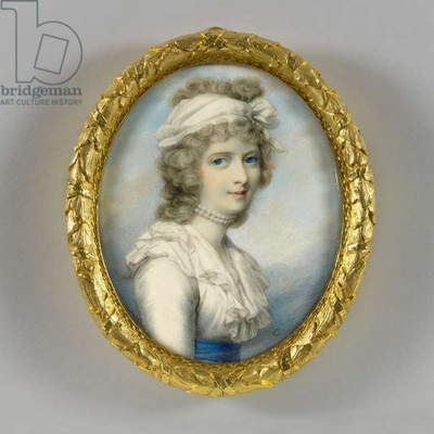 Charlotte, Princess Royal, later Queen of Wurttemburg, 1802 (w/c on ivory)