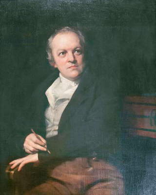 William Blake, 1807 (oil on canvas)