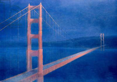 San Francisco, 2004 (acrylic)