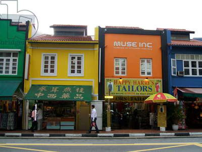 Kerbau Road, Little India, Singapore, Southeast Asia, Asia (photo)