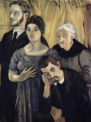 Family Group, 1912
