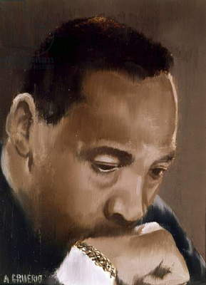 Dr. Martin Luther King Jr. by Anthony Gruerio, 1929-1968, 20th Century