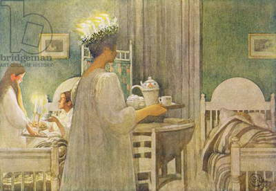 Christmas Morning, pub. in 'Lasst Licht Hinin'(`Let in More Light'), 1908