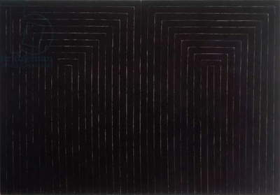 Marriage of Reason and Squalor, 1959 (enamel on canvas)