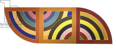 Khurasan Gate Variation II, 1970 (synthetic polymer paint on canvas)
