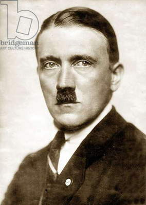 Adolf Hitler, 1924 (photo)