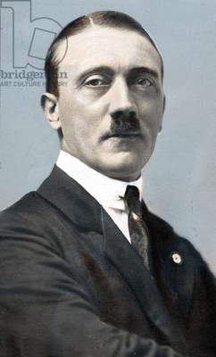 Adolf Hitler, 1921 (photo)