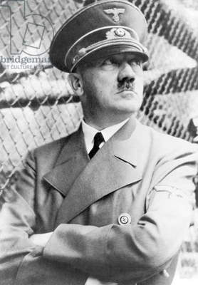Adolf Hitler (1889-1945) nazi german dictator c. 1936