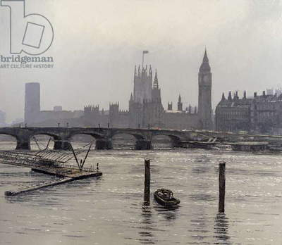 Westminster, 2004 (oil on canvas)