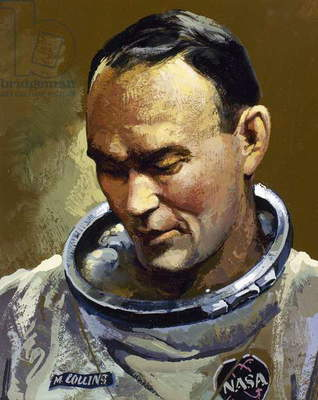 COLLINS, Michael (1930). American astronaut.