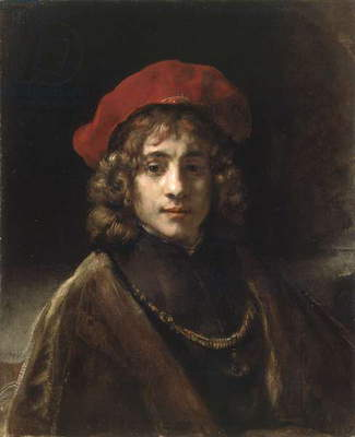 Titus, the Artist's son, c.1657 (oil on canvas)