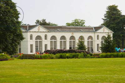 Orangery, Royal Botanic Gardens, Kew, Surrey, England, United Kingdom (photo)