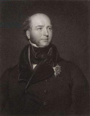Portrait of Francis Charles Seymour-Conway
