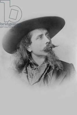 William F. Cody, Buffalo Bill Portrait 1909 (photo)