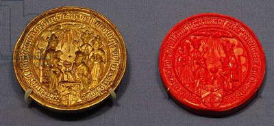 English guild seal