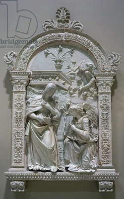 The Annunciation, 1754