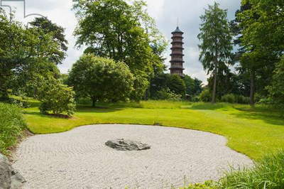 Pagoda, Royal Botanic Gardens, Kew, Surrey, England, United Kingdom (photo)