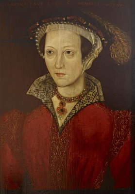 Queen Catherine Parr (1512–1548)