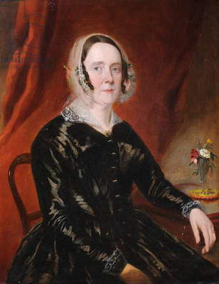 Maria Warner, Mrs Keating (1801- 1880)