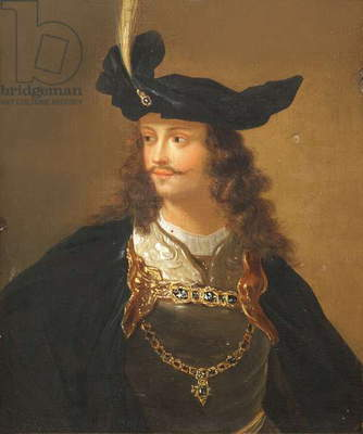 Imaginary Portrait of a Man in Rembrandesque Dress