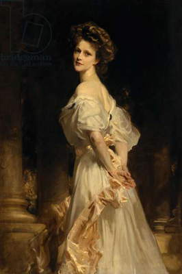 Nancy Astor (1879-1964) 1906 (oil on canvas)