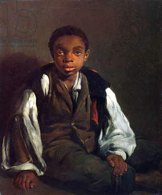 The Black Boy, 1844 (oil on canvas)