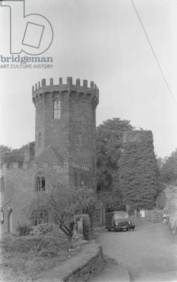 The Castle public house, Edgehill. Wednesday 5 August 1959