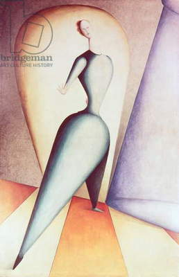 The Dancer, 1922-23 (oil on canvas)