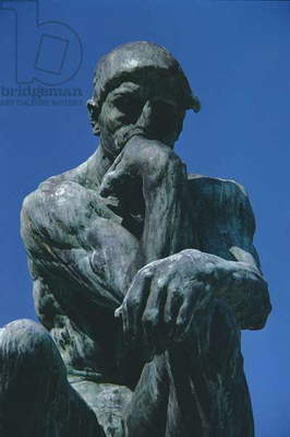 The Thinker (bronze)