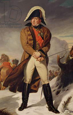 Marshal Michel Ney (1769-1815) Duke of Elchingen (oil on canvas)