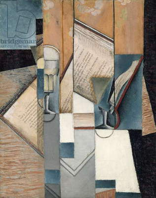 The Book, 1913 (oil on canvas)
