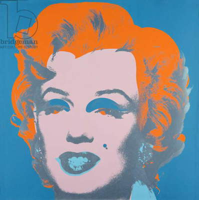 Marilyn, 1967 (screen print on paper) (see also 182836-182838, 182840-182845)