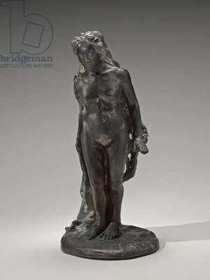 Eve, 1890 (glazed ceramic)