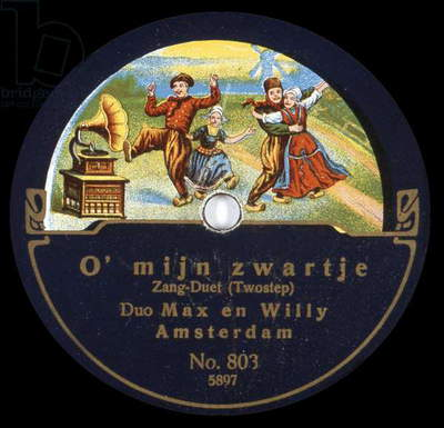 Vinyl Max et Willy Amsterdam