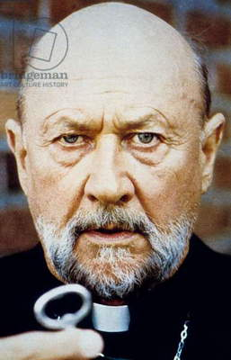 Prince of darkness by John Carpenter with Donald Pleasence, 1987.