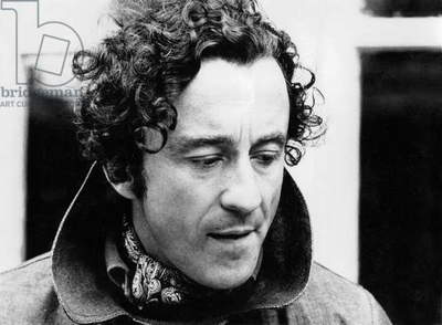 Director Louis Malle (1932-1995) on set of film Atlantic city 1980